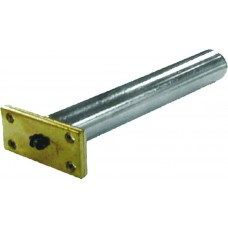 Brassed Concealed Jamb Door Closer