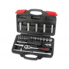 "Hilka 25 pce 1/2"" Dr Socket Set (01202502)"