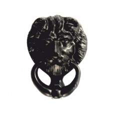 "125mm (5"") Tudor Lions Head Door Knocker"