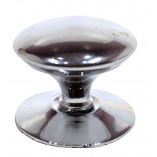 "32mm (1 1/4"") CP Victorian Cupboard Knob"