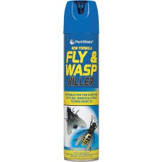 Pestshield - Fly & Wasp Killer Aerosol - 300ml (DGN)