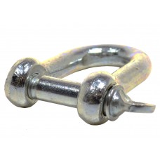 12mm Galv Dee Shackle
