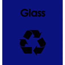 Warehouse Recycling Sack 'Glass' - (920 x 1000mm)