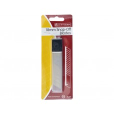 18mm Snap Off Blade (Pack of 5)