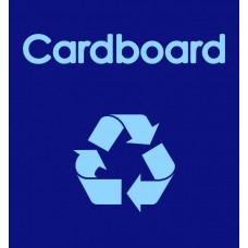 Warehouse Recycling Sack 'Cardboard' - (920 x 1000mm)