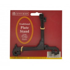 75-150mm Black Classic Plate Stand
