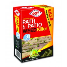 Doff - Path & Patio Weed Killer - 3 x 80ml Sachets