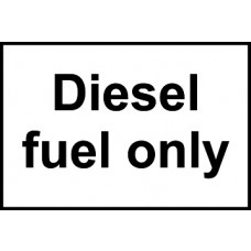 Diesel fuel only - RPVC (150 x 100mm)