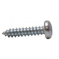 "3/4"" x 8 ZP Pan Head Self Tapping Screws  (Pack of 12)"