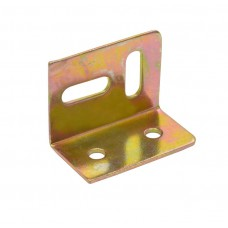 38 x 28mm ZP Stretcher Plate (Pack of 4)