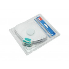 * TEMP OUT OF STOCK * FFP2 Folding Valve Dust Mask 2pk