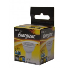 Energizer - LED Bulb - GU10 3.8W 250LM 36° Cool White