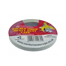 12mm x 33m D/Sided Sticky Strip