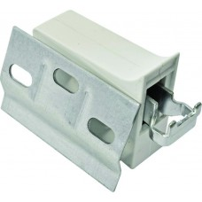 Nylon Cabinet Hanging Bracket With Mounting Plate  (Pack of 2)