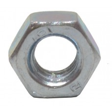 M8 ZP Steel Hex Nuts  (Pack of 10)