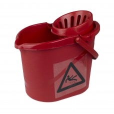 Shadowboard - 12 litre Mop Bucket with Ringer (Red)