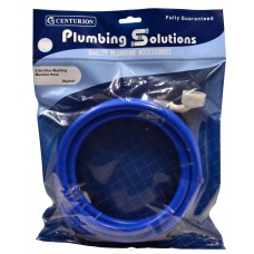 2.5m Blue Washing Machine Hose