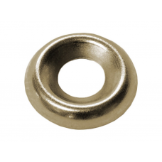 No 8 NP Screw Cup Washers (Pack of 20)