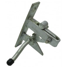 175mm Galv Fieldgate Catch & Cranked Peg