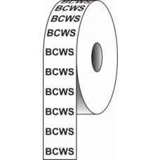 Pipeline Tape - BCWS (50mm x 33m)