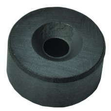 20mm Diameter x 10mm Countersunk Ferrite  Magnet (Pack of 2)