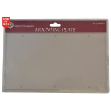 """3"""" Mounting Plate"""