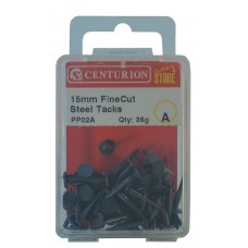 15mm Fine Cut Steel Tacks  (35g)