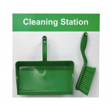 Shadowboard - Cleaning Station Style D (Green)