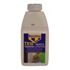 Bartoline 500ml TX10 Paint & Varnish Stripper