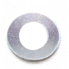 M8 ZP Flat Washers  (Pack of 15)