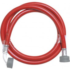 2.5m Red Washing Machine Hose
