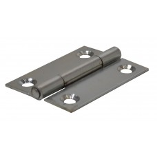 50mm ZP 1838 Pattern Steel Butt Hinge (1 pair)