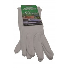 Budget Cotton Gloves Medium