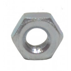 M3 ZP Steel Hex Nuts (Pack of 50)