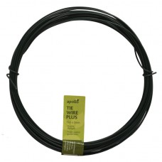 15m x 2mm Plastic Coated Garden Wire
