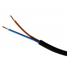 0.5mm x 100m Flexible Cable 2 Core 2192Y