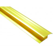 900mm Matt Gold Round Edge Floor Profile
