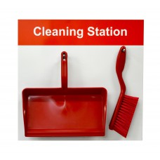 Shadowboard - Cleaning Station Style D (Red)