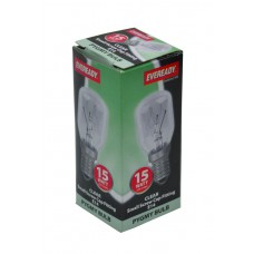 Eveready - 15 Watt SES Clear Pygmy Bulb