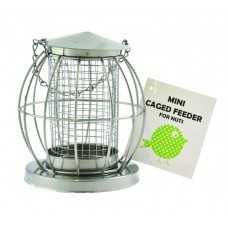 Mini Caged Nut Feeder