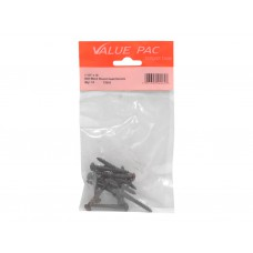 "1 1/2"" x 10 Slot Round Head BJP Screws"