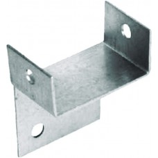 42 x 32 x 21mm BZP Support Bracket