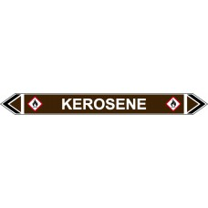 Flow Marker - Kerosene (Brown - 5 Pack)