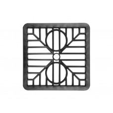 Gulley Grid Drain Cover - Square - 150mm x 150mm