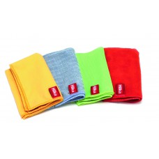 *TEMP OUT OF STOCK* Hilka Microfiber Cloth Set - 4 Piece (83100606)