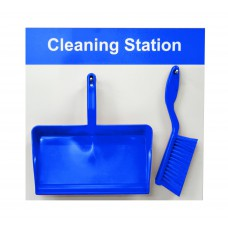 Shadowboard - Cleaning Station Style D (Blue)