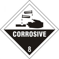 Corrosive 8 - SAV Diamond (100 x 100mm)