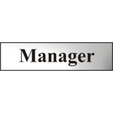 Manager - CHR (200 x 50mm)