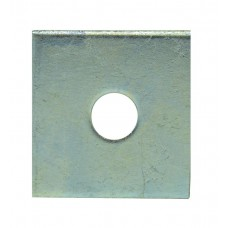 50mm x 50mm x 12mm  ZP Square Plate Repair Washers (Pack of 4)