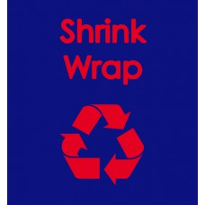 Warehouse Recycling Sack 'Shrink wrap' - (920 x 1000mm)